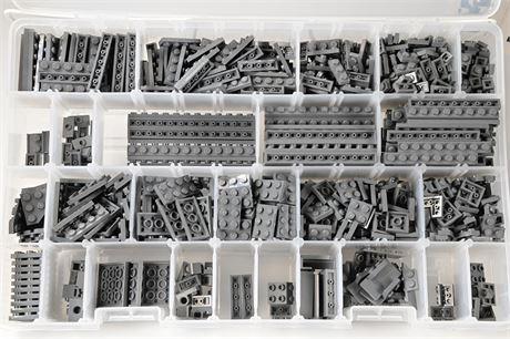 Lego Pieces (875 Pieces)