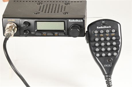 Radio Shack HTX-252 Mobile Transceiver 2 Meter/FM