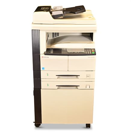 Kyocera KM-2050 Commercial Multifunction Copy Machine