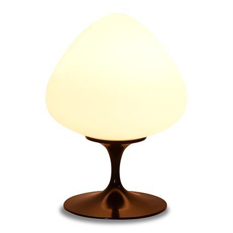 Mid-Century Mushroom Lamp by Laurel