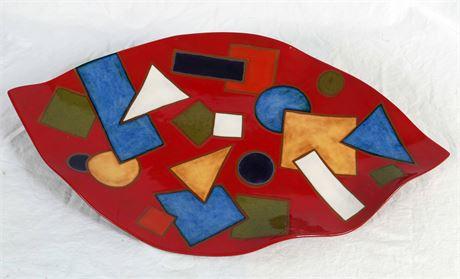 2 - Modern Ceramic Trays