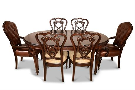 Stanley Dining Table and Chairs