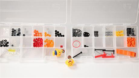Lego Pieces (234 Pieces)
