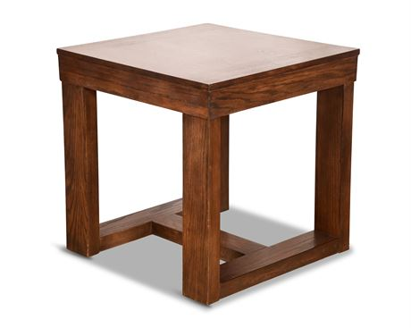 Mocha Color Side Table