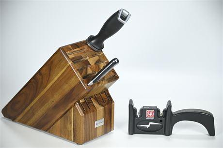 Wüsthof Knife Wood Block