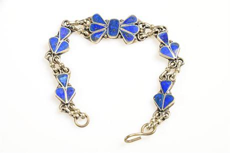 Lapis Bracelet From India