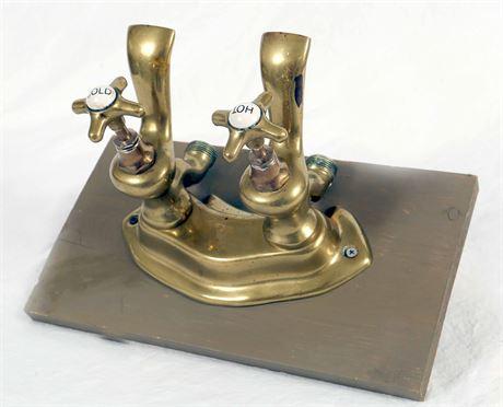 Antique Brass Faucet