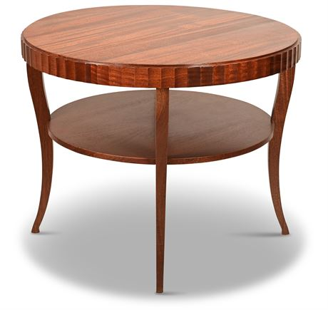 Baker Furniture Barbara Barry Collection Foyer Table