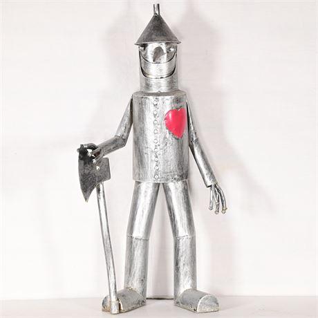 Metal Tin Man