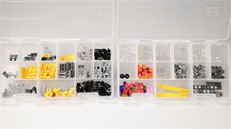 Lego Pieces (311 Pieces)