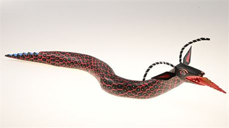 "Alebrije ""Dragon Snake"""