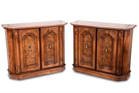 Vintage Console Cabinets