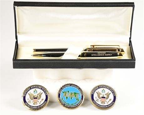 Defense Intelligence Agency Collectibles