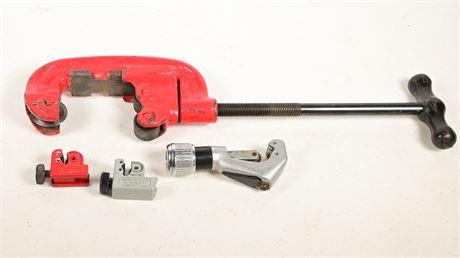 Pipe Cutters 0-2.75