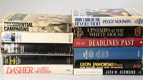 Presidential and Political Books