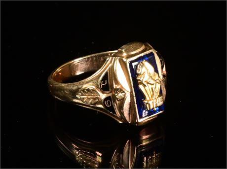 10k 1950 Class Ring