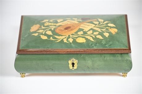 Mayflower Sorrento Italian Music Box