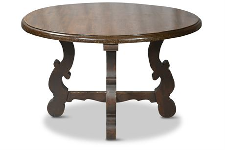 Hand Crafted Table From Mexico