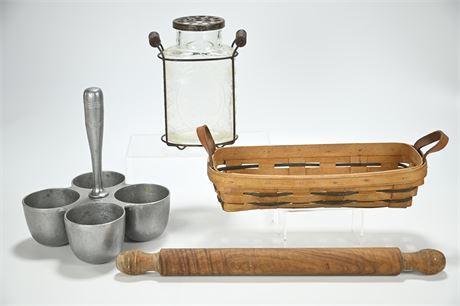 Vintage/Antique Kitchen Pieces